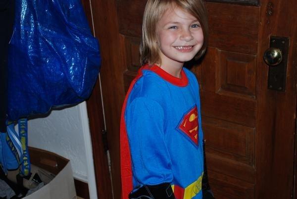J superman